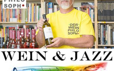 Wein und Jazz